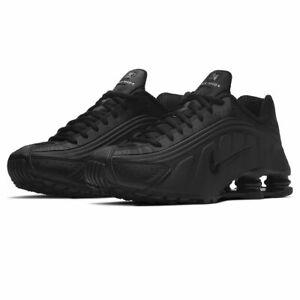 Nike Shox R4 104265-044 Size 8 - 13 Men's brand new black shoes air max