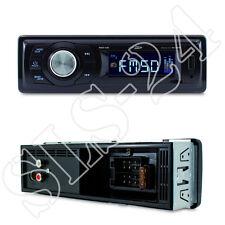 Caliber RMD021 DIN Autoradio USB Micro-SD AUX-IN 4x55W halbe Einbautiefe 35mm
