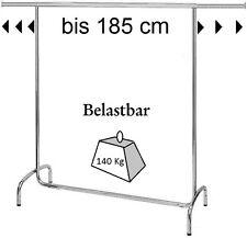 Kaufhausständer Garderobenständer Kleiderständer Kleiderstange Breit 185cm 2.1.0