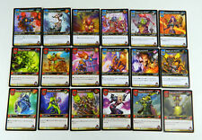 World of Warcraft WoW TCG Fields of Honor Heroes Set All 18 Heroes!