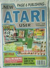 63137 Issue 58 New Atari User Magazine 1992
