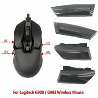 4pcs Replacement Side Buttons G4+G5+G6+G7 For Logitech G900/ G903 Wireless Mouse