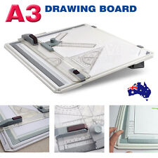 A3 Drawing Board Table with Parallel Motion and Adjustable Angle MeasuringSystem