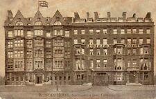 Bedford Hotel - Southampton Row - London - Vintage Postcard (50-12)