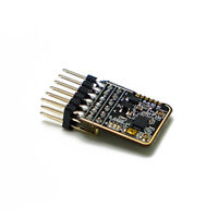 FrSky RX6R 2.4G 6/16 CH Telemetry Receiver PWM SBUS Outputs for RC Drone FPV Rac