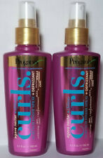 2 New Proganix Curls Scrunch Finish Spray Defrizzant Agave Nectar 5.1oz