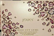 JOUER COSMETICS Rose Cut Gems Blush & Cheek Topper Palette New BNIB
