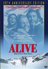 Alive 0786936190267 With John Malkovich DVD Region 1