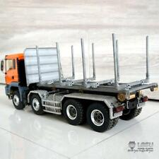 1/14 Metal Trailer Luggage Carrier for LESU MAN 8*8 RC Truck Tipper DIY TAMIYA
