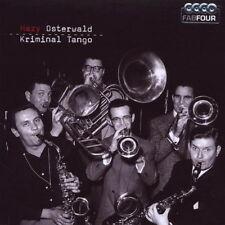 Hazy Osterwald Kriminal Tango 4 CD-Set mit Booklet (Blue Tango) 2008 Sony