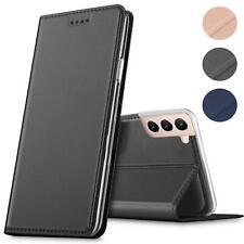 Handy Hülle für Samsung Galaxy S21 Plus Book Case Schutzhülle Tasche Flip Cover