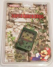 Official Nintendo Mini Classics Super Mario Bros Keychain Game & Watch