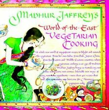 Madhur Jaffrey's World-of-the-East Vegetarian Cooking paperback