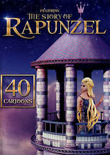 Story of Rapunzel (DVD, 2015)