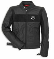 Ducati Company  men jacket leather