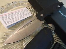 """Boker Plus Caracal Hunter Dagger Combat Knife Full Tang 02BO770 D2 G10 Kydex 9"""""""