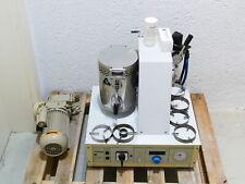 HERAEUS Vacuum-Druckgussgerät Combilabor CL-G 94 mit Vakuumpumpe 6160