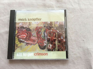 MARK KNOPFLER : Crimson : CD : MERCURY RECORDS 2007-: Excellent Condition