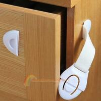 Children Baby Infant Kids Drawer Door Locks Toilet Cabinet Cupboard Safety Locks