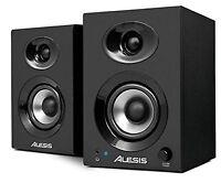 Alesis Elevate 3 Powered 60-Watt Studio Monitor Speakers