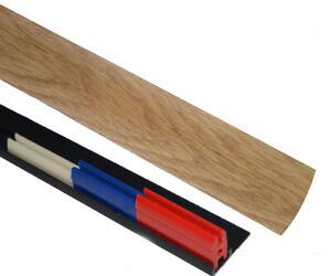 Wickes Venezia Oak Laminate Transition Door Strip 38mm x 0.90mtr Multi Purpose