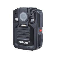 Ambarella  A7L50 Police Body Worn Camera 64GB DVR HD 1296P Night Vision 140°