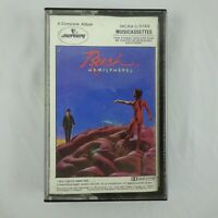 Rush Cassette Hemisheres