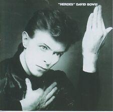 David Bowie CD Heroes Digital remaster 1999
