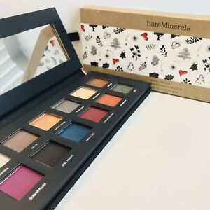 Good Tidings Gen Nude Eyeshadow Palette - Holiday 2020 by BARE MINERALS, 0.36 oz