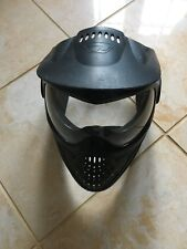 Airsoft/Paintball Casque Protection visage Full Face Mask Helmet