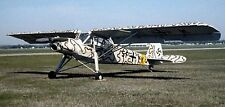 Fieseler Fi 156 Storch German Liaison Aircraft Desktop Wood Model Small