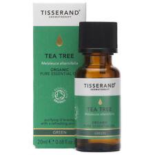 Tisserand ORGANIC TEA TREE PURO olio essenziale x 20ml