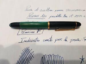 Pelikan 120 fountain pen_Good condition_Vintage 1955-1965 rare