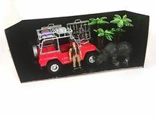 Rhinoceros Rescue Unit Toy Truck Set