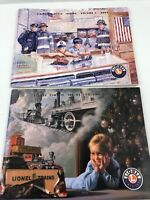 Vintage 2002 Lionel Train Catalog Centennial Volume One and Two Book Brochure
