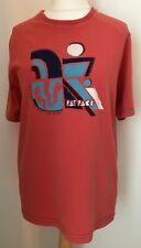 """Fat Face Mens """" Wave To Wave"""" Tshirt Large"""