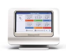 Honeywell evoHome 2 Color Bediengerät mit Touchscreenbedienung ATC928G2027