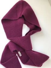 Burberry Children Cashmere hat & scarf in one! One size
