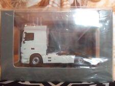 Daf XF 106 Euro 6 toit Bas 460cv Blanc Tracteur seul ELIGOR 1/43 ref 115548
