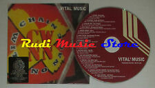CD CWNN CHAIN WITH NO NAME PROMO colder blackwire alkaline trio  (S2) mc dvd