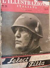 Benito Mussolini Norvegia Coppa d oro scuola di Predazzo D Annunzio Ferrovia di