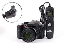 Cable disparador a distancia (tc-c3) con temporizador adecuado para Canon EOS 7d, 50d, 40d...