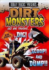 NEW Totally Trucks: Dirt Monsters (DVD)