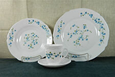 """16-PIECE (4 PLACE SETTINGS) ARCOPAL, FRANCE """"VERONICA"""" PATTERN CHINA/DINNERWARE"""