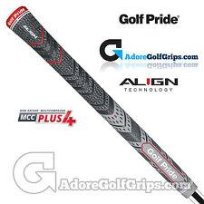 Golf Pride New Decade Multi Compound MCC Plus 4 ALIGN Standard Grips - Grey x 1