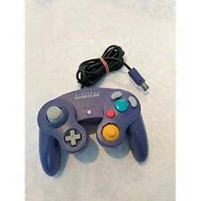 Nintendo OEM Official Purple Controller DOL-003 For GameCube And Wii Very Good