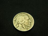1927-S 2/3 horn Buffalo Nickel  each additional coin ships free