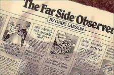 The Far Side Observer by Gary Larson (Paperback, 1987)