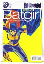 Girlfrenzy Girl Frenzy Batman Batgirl #1 DC Comic Comics VF