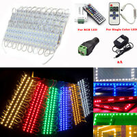 40PCS  20FT 3 LED 5050 SMD Module Lights Store Front Light Window Sign Lamp 【US】